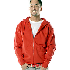 0321 Tula Hooded Zip Man
