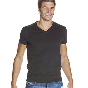 0057 York V-Neck Man