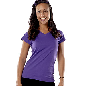 0058 York V-Neck Girl