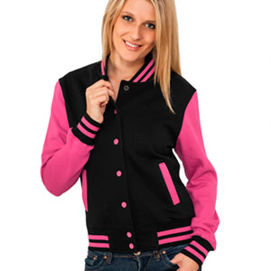 UC.TB218 College Jacke Girl